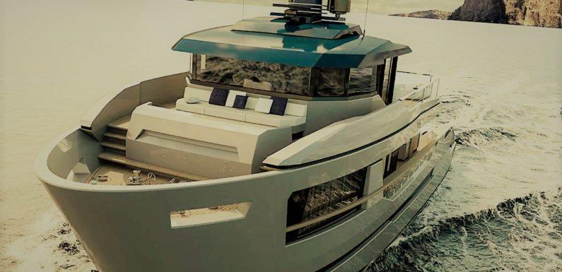 Новая круизная яхта Orion от судоверфи Lynx Yachts