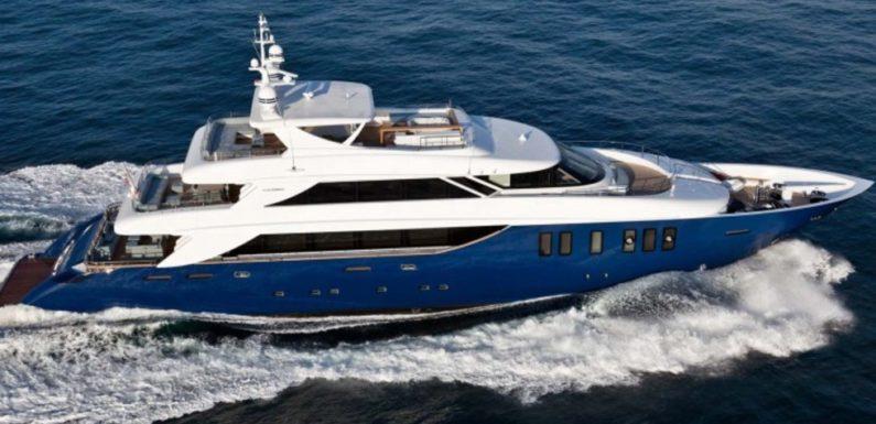 Аренда яхты Admiral 45m IPANEMAS