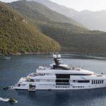 Аренда яхты Admiral 50m OURANOS