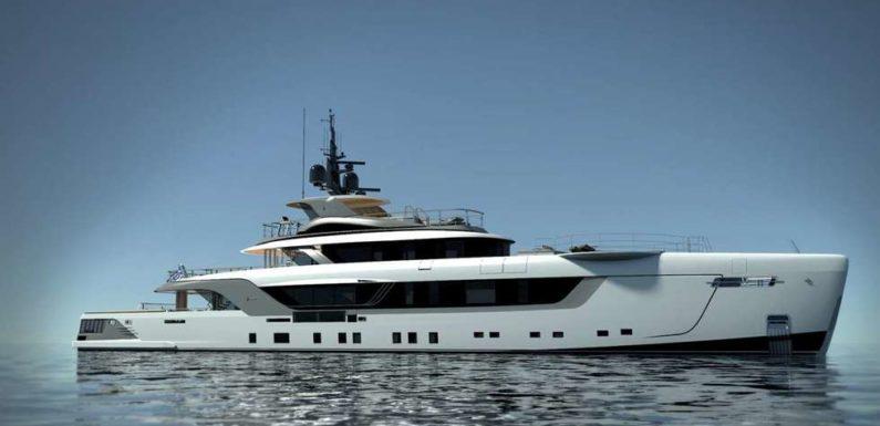 Аренда яхты Admiral GECO 55m