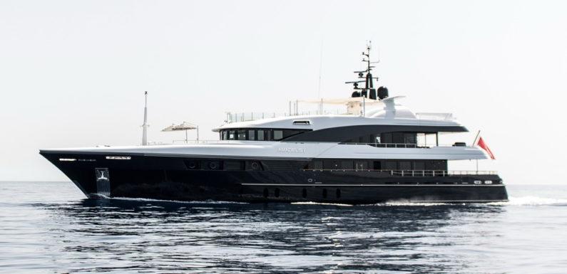 Аренда яхты AMADEUS 44.7m Timmerman