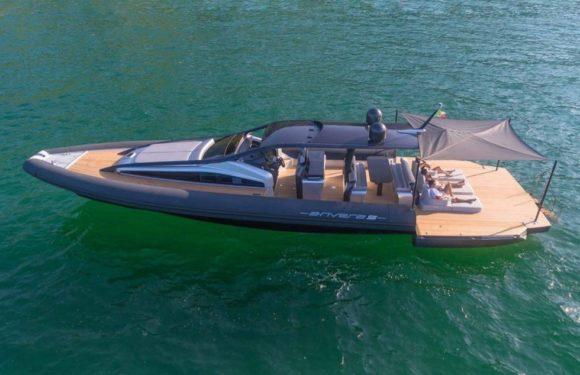 Аренда яхты Anvera 55 LIQUID SPIRIT