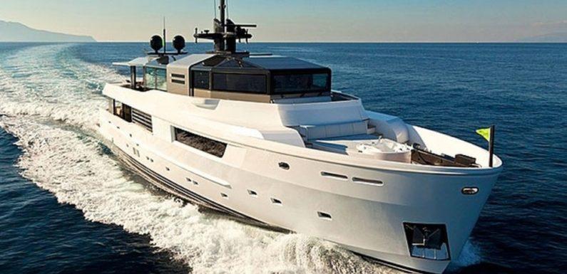 Аренда яхты Arcadia 115′ M Ocean