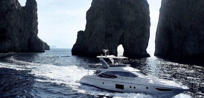 Аренда яхты Azimut PAVIMAR II