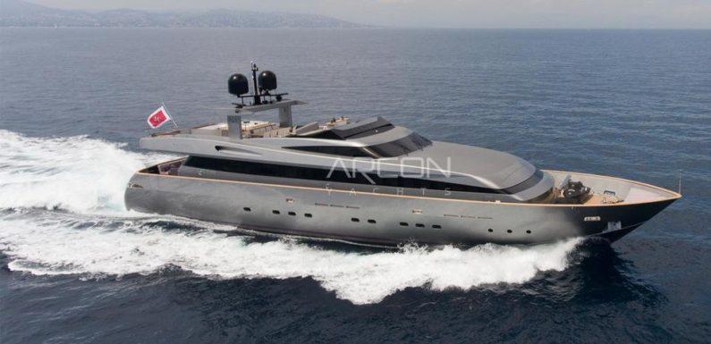 Аренда яхты Baglietto iROCK