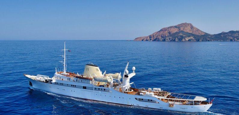 Аренда яхты Canadian Vickers 99m CHRISTINA O