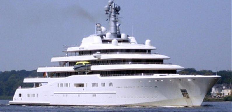 Аренда яхты ECLIPSE