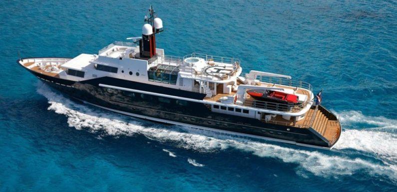 Аренда яхты Feadship 50m HIGHLANDER