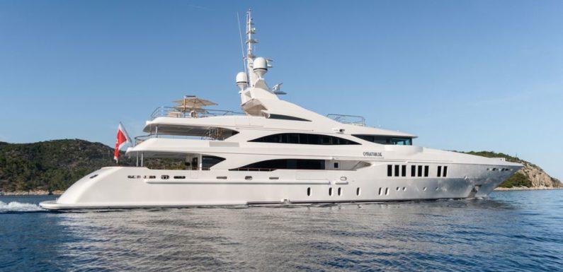 Аренда яхты Golden Yachts O'MATHILDE