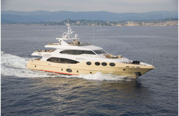 Аренда яхты Gulf Craft GRENADINES III — Majesty 125