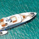 Аренда яхты Hakvoort 38m PERLE BLEUE