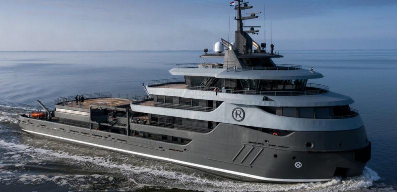 Аренда яхты Icon RAGNAR 68m