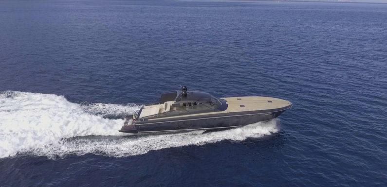 Аренда яхты Itama BLUE MAMBA
