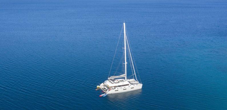 Аренда яхты Lagoon PHANTOM