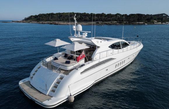Аренда яхты Leopard ELLERY A