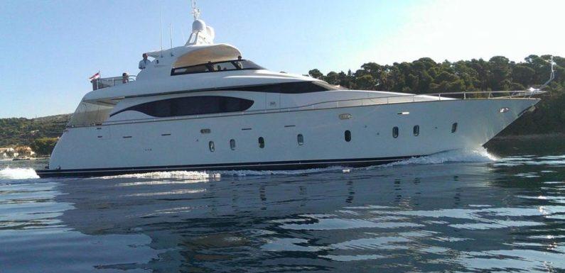 Аренда яхты Maiora 888