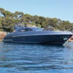 Аренда яхты Mangusta 108 JFF