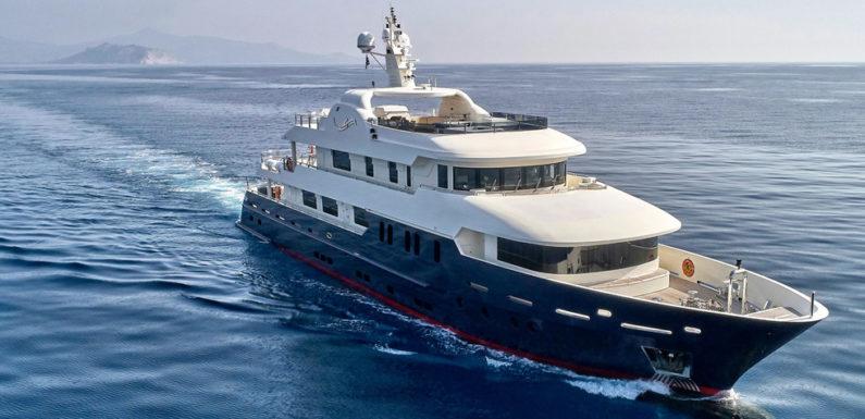 Аренда яхты Mengi-Yay SERENITY II