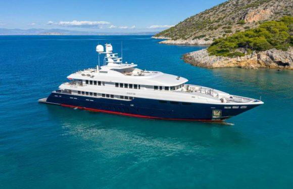 Аренда яхты Mondomarine ZALIV III