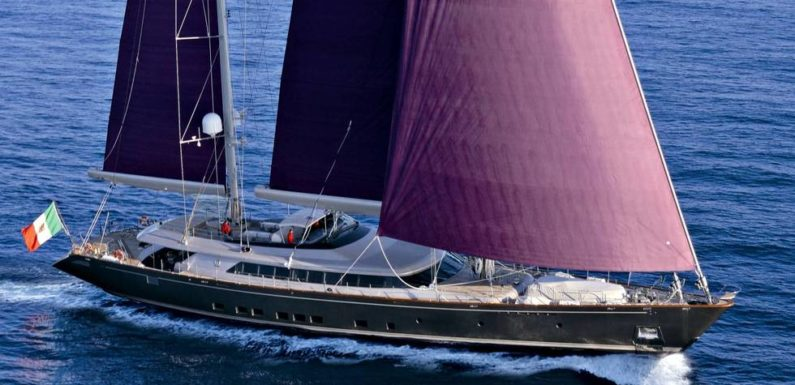Аренда яхты Perini Navi BARACUDA VALETTA