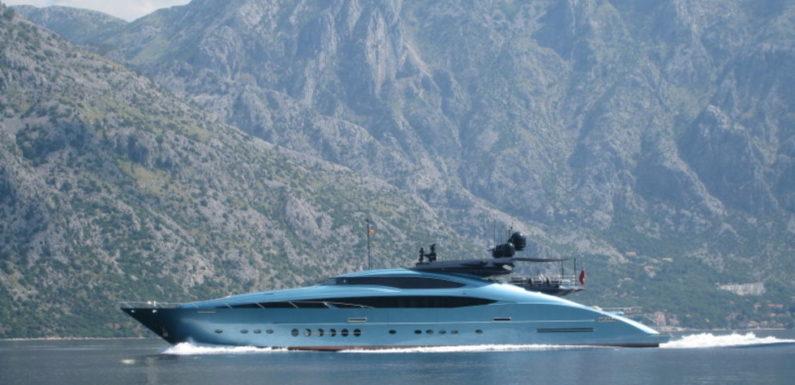 Аренда яхты PJ 150 BLUE ICE