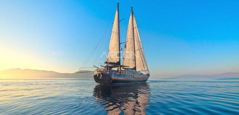 Аренда яхты Sailing Ketch CAPRICORN 1