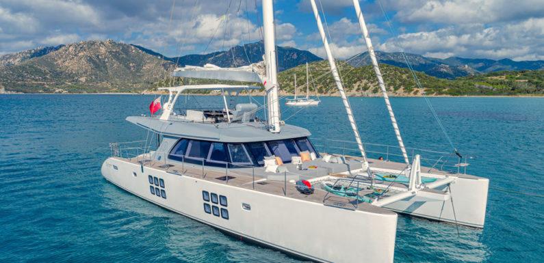 Аренда яхты Sunreef Yachts ADEA