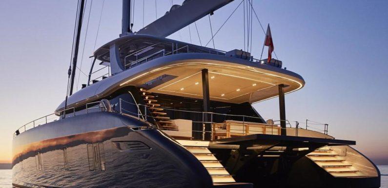 Аренда яхты Sunreef Yachts GENNY