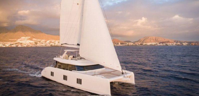 Аренда яхты Sunreef Yachts SAMA