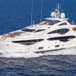 Аренда яхты Sunseeker AQUA LIBRA 131