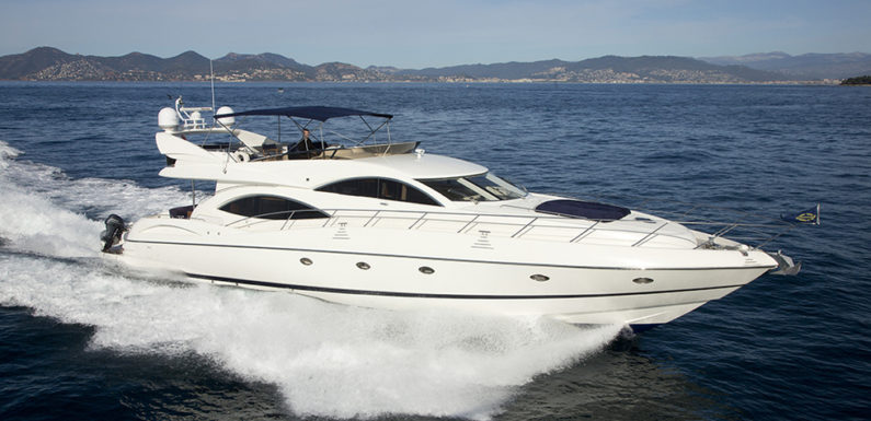 Аренда яхты Sunseeker Manhattan 74