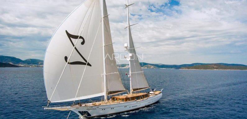 Аренда яхты ZANZIBA 40m