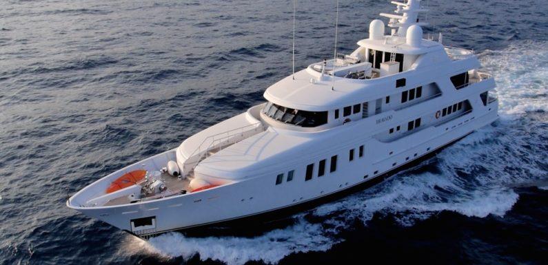Продажа яхты 45m BRAVADO