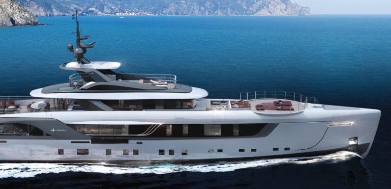 Продажа яхты ADMIRAL 53 M