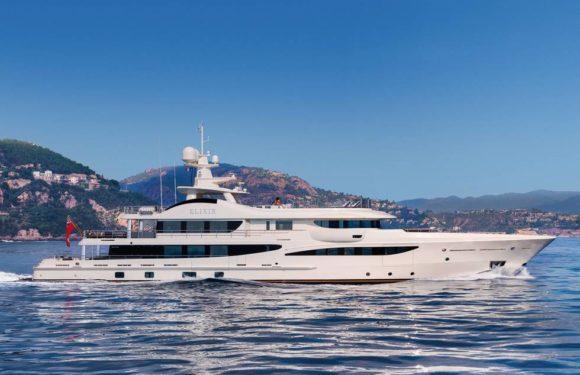 Продажа яхты Amels 180