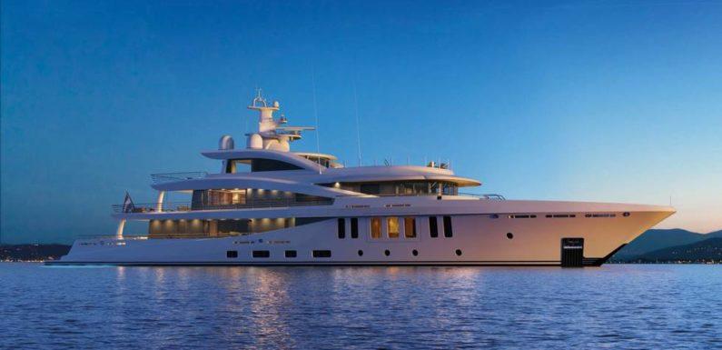 Продажа яхты Amels 200