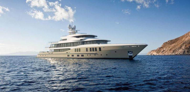 Продажа яхты Amels 242