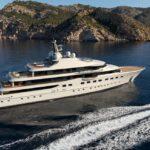 Продажа яхты Amels 272
