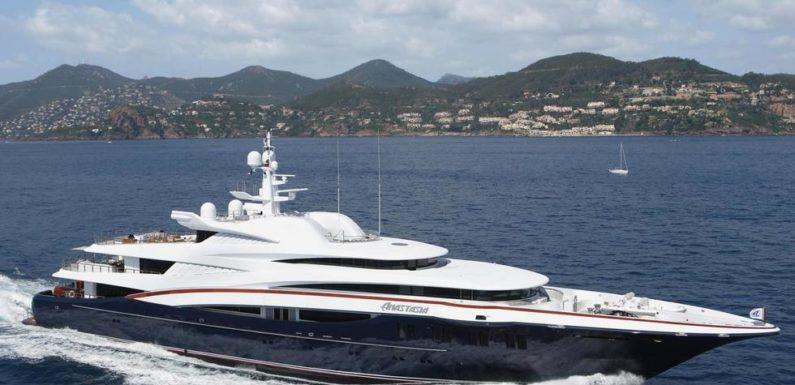 Продажа яхты ANASTASIA