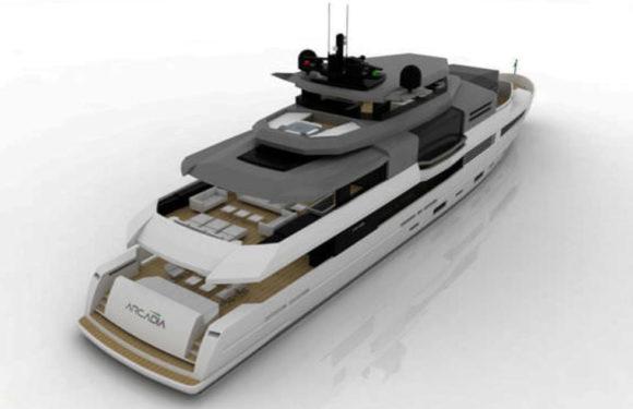 Продажа яхты ARCADIA 145