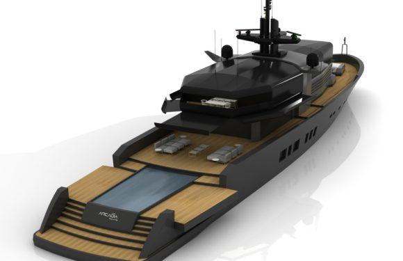 Продажа яхты ARCADIA 180