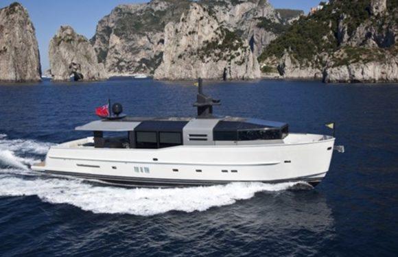 Продажа яхты ARCADIA 85
