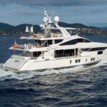 Продажа яхты Benetti Fast 125