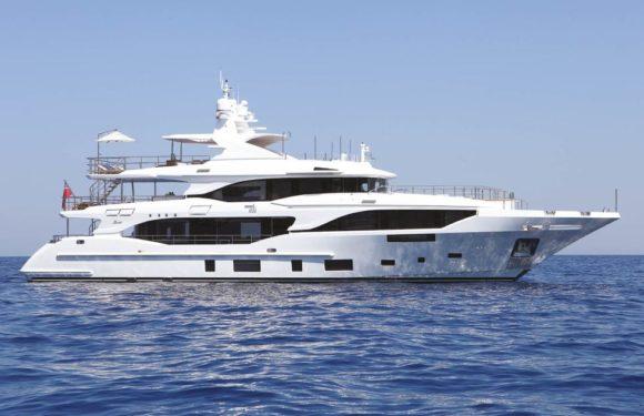 Продажа яхты Benetti Mediterraneo 116