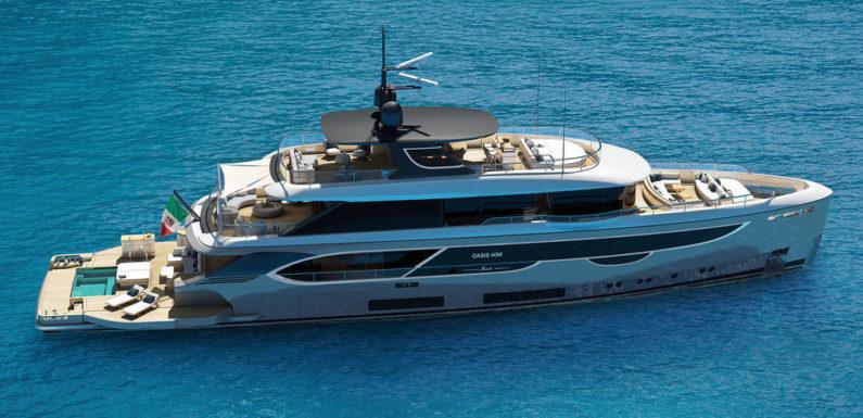 Продажа яхты Benetti Oasis 40M