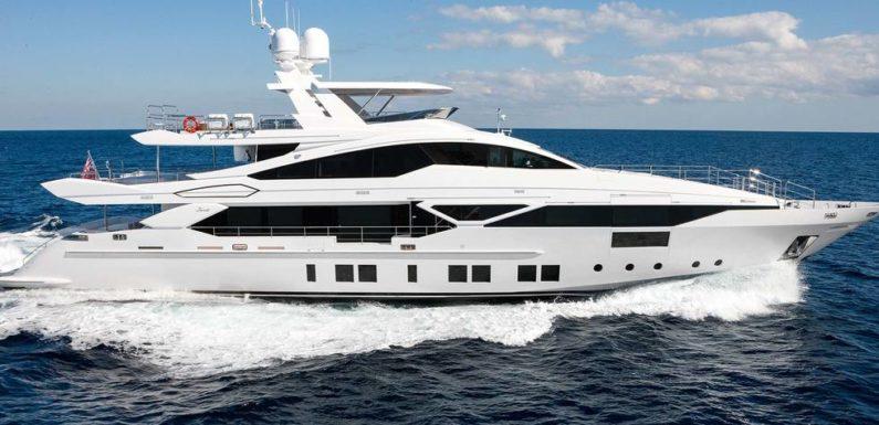 Продажа яхты Benetti Veloce 140