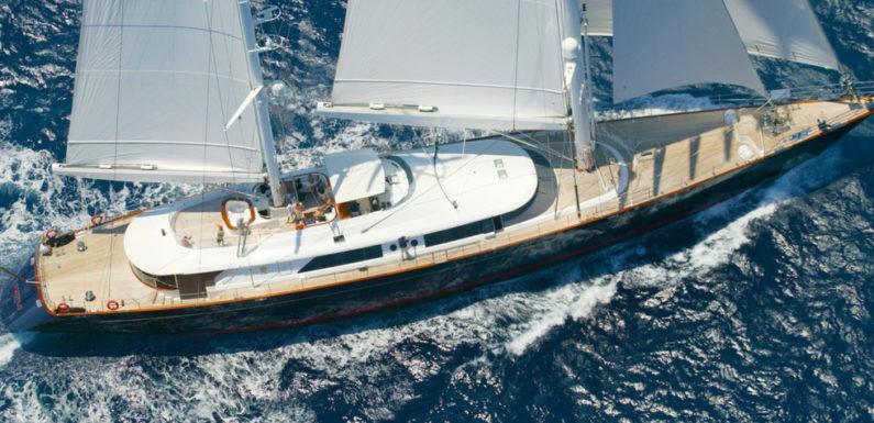 Продажа яхты BURRASCA