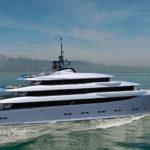 Продажа яхты CRN 70M