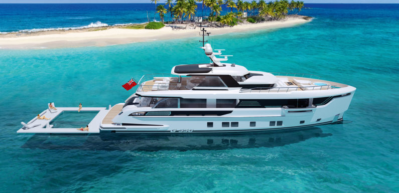 Продажа яхты Dynamiq G 350