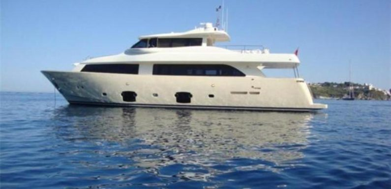 Продажа яхты Ferretti Navetta 26